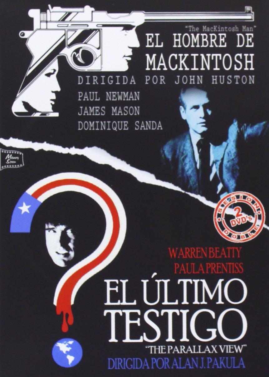 Pack El Hombre De Mackintosh - El Último Testigo Italia DVD ...