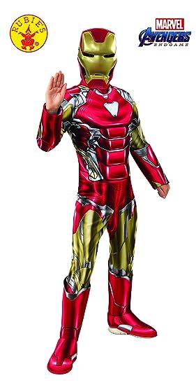 Rubies Disfraz Oficial de Los Vengadores de Iron Man, para niños ...