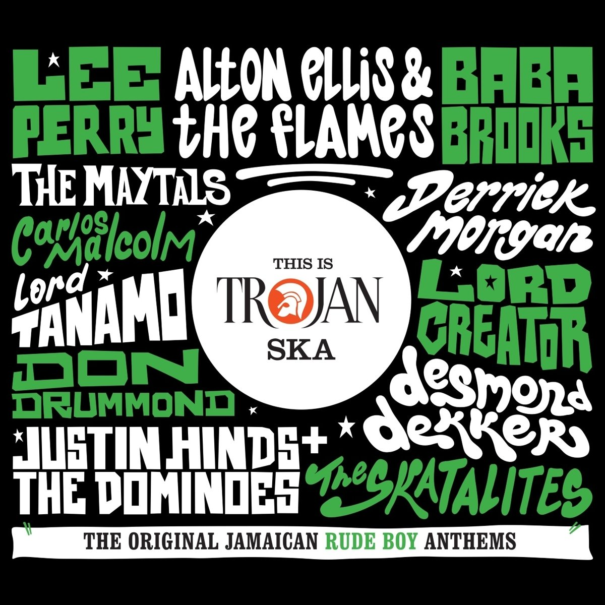 This Is Trojan Ska / Various