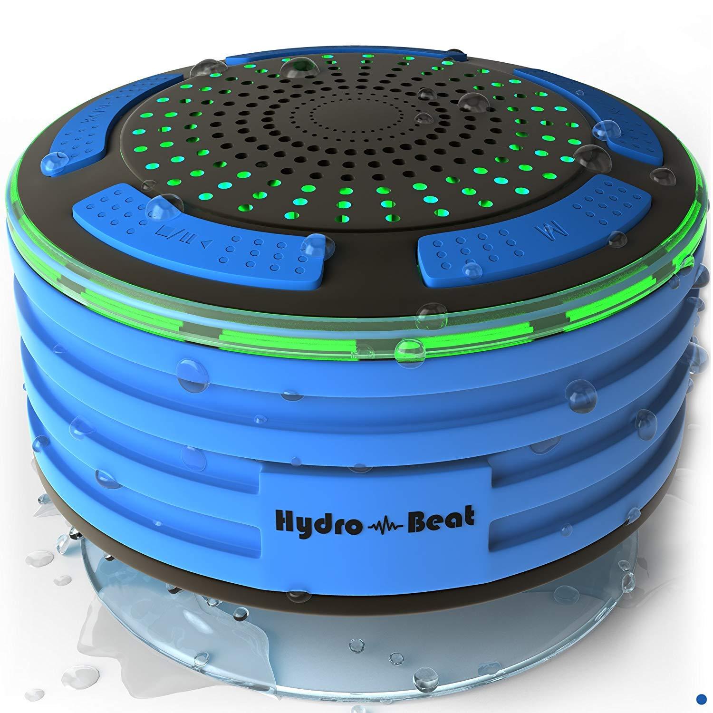 Bluetooth Portable Waterproof Shower Radio - HB Illumination