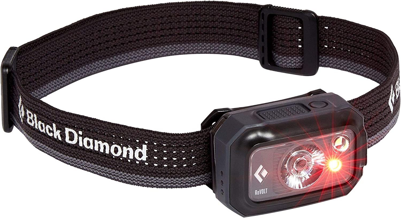 Revolt 350 Headlamp - Black Diamond Aluminum