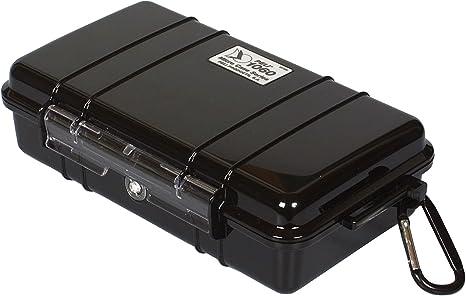 Pelican Micro Case 1060 - Caja de plástico: Amazon.es: Electrónica