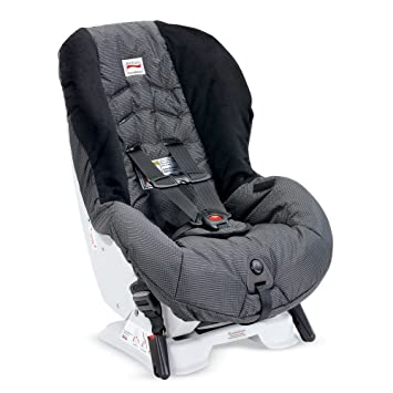 Britax Roundabout Convertible Car Seat Cover Set Onyx Prior Model