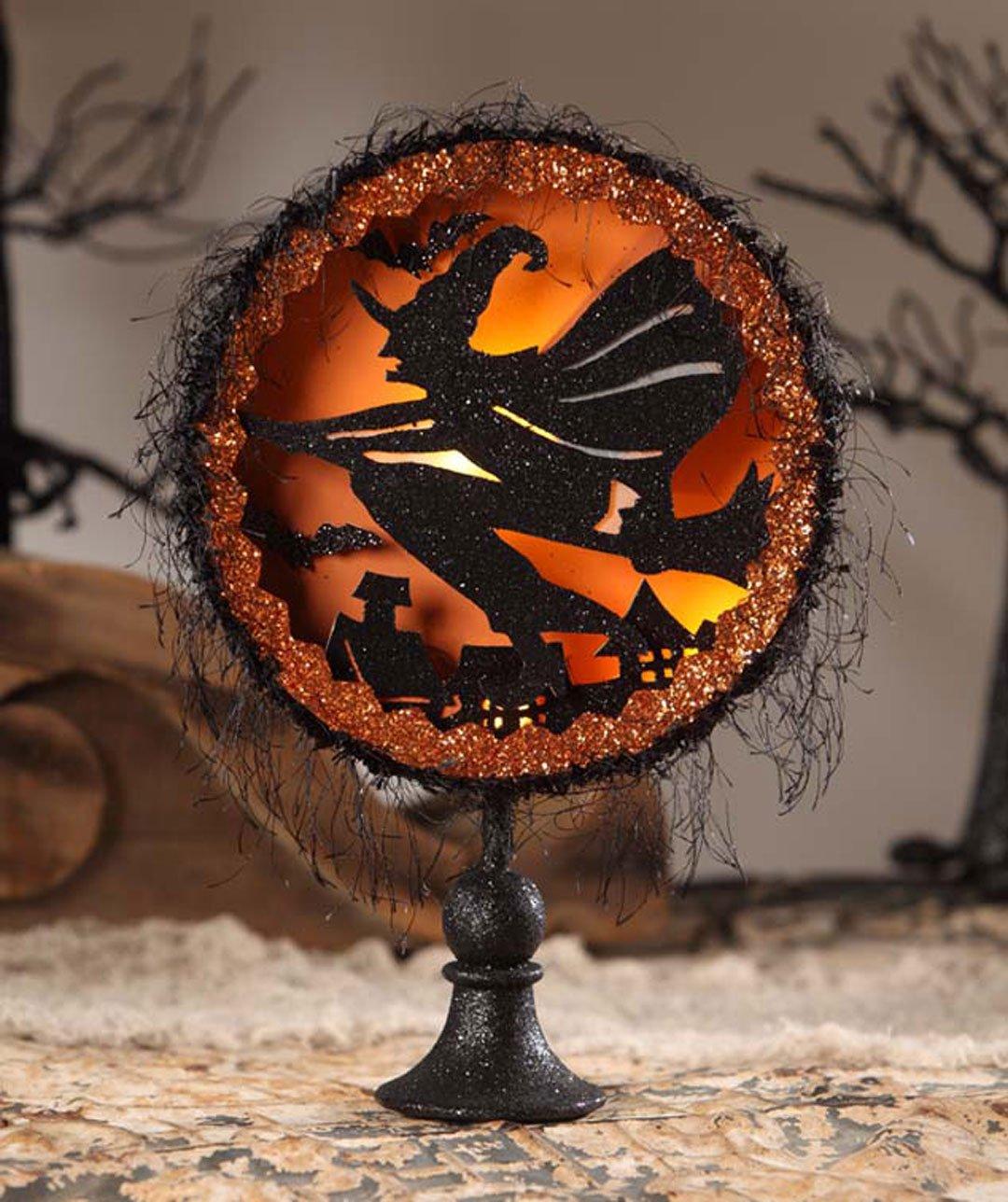 Bethany Lowe Halloween LO6463 Witch