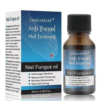 Amazon.com: Nail Antifungal Treatment,Anti-Fungal Solution,Fungal ...