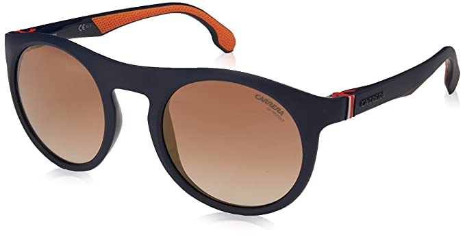 a9d22449029 Image Unavailable. Image not available for. Colour  Carrera Gradient Round  Unisex Sunglasses ...