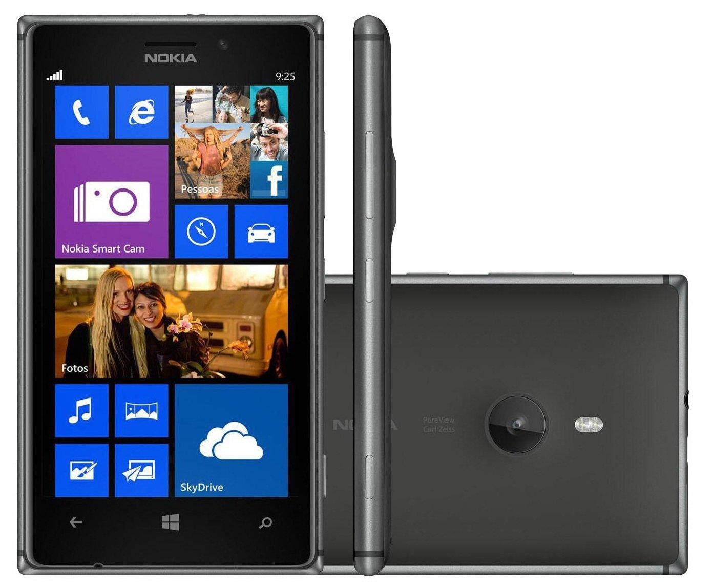 Verizon windows phones coming soon 2016 - Amazon Com Nokia Lumia 925 16gb Unlocked Gsm 4g Lte Windows 8 Smartphone W 8mp Camera Black At T No Warranty Cell Phones Accessories