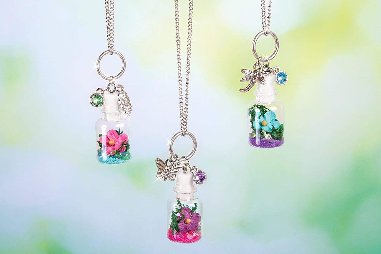 Make It Real Diy Terrarium Jewelry Terrarium Bottle Pendant Making