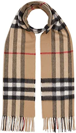 Luxury Fashion | Burberry Womens 8018173 Beige Scarf | Spring Summer 20