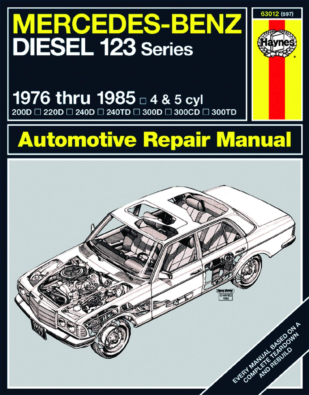 Mercedes Benz sel Automotive Repair Manual: 123 Series, 1976 thru 1985 on dj wiring diagram, mv wiring diagram, zw wiring diagram, vn wiring diagram, ac wiring diagram, ge wiring diagram, sg wiring diagram, pa wiring diagram, tc wiring diagram, tv wiring diagram,