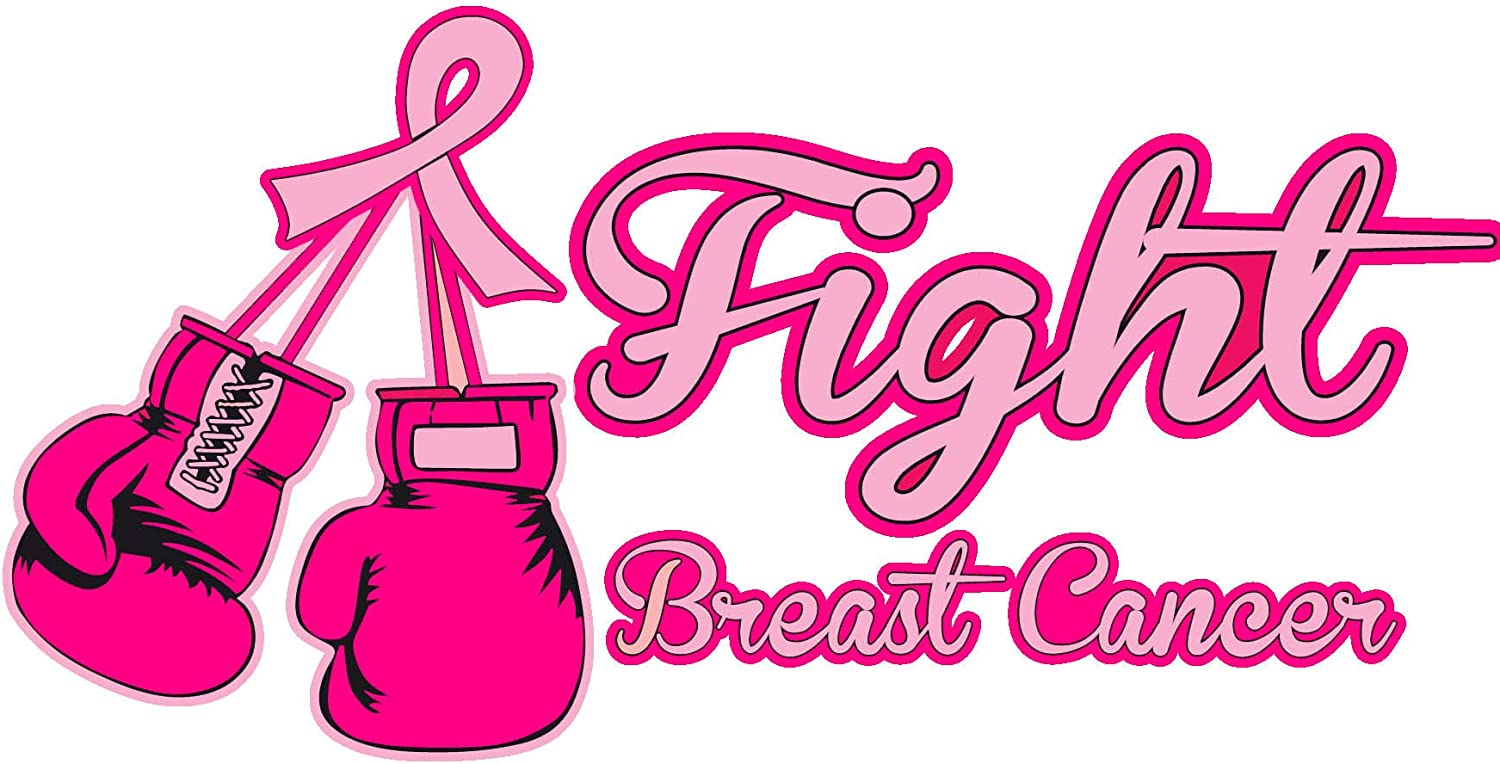 Hope Car Decal Breast Cancer Life