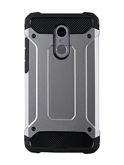 newest 34bf3 9a3bc NewBreed Cover for Redmi Note 4 Pro Back Cover for: Amazon.in ...