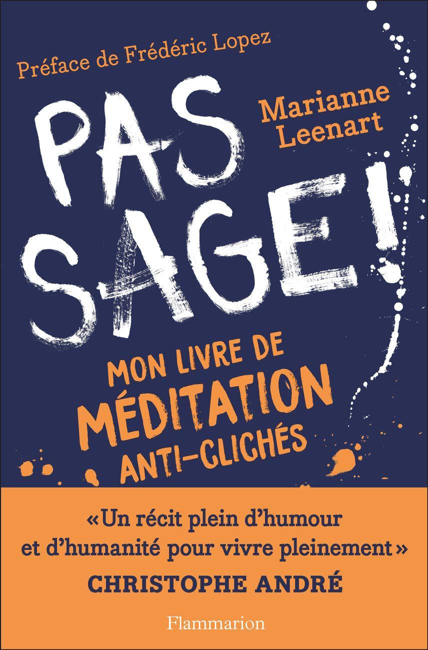 Pas Sage Mon Livre De Meditation Anti Cliches