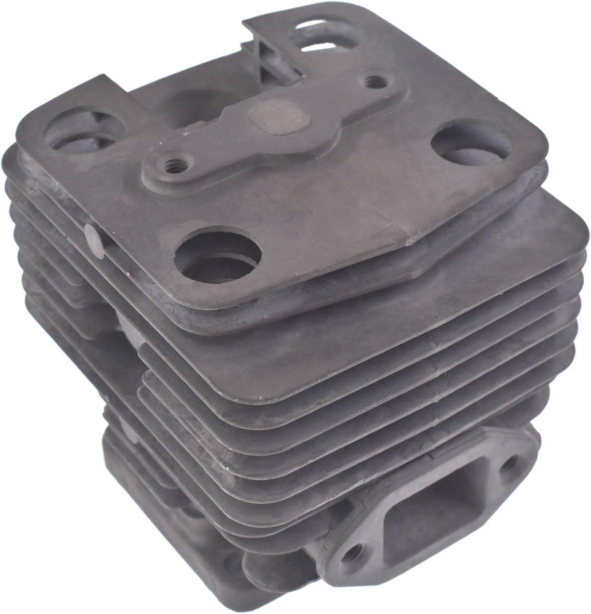 JRL Zylinder Assy Kolben Replica Schalld/ämpfer Rep Board f/ür Zenoah bc3410fw bc4310fw Brushcutter