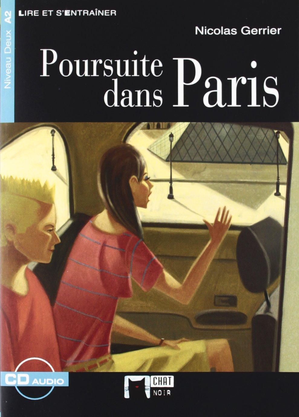 Poursuite Dans Paris+cd (Chat Noir. Lire Et S'entrainer)