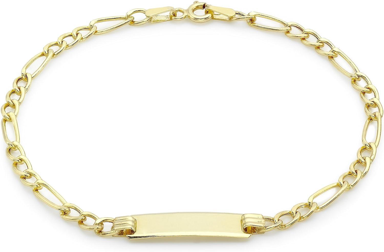 Carissima Gold Pulsera de mujer con oro amarillo de 9K (375/1000)