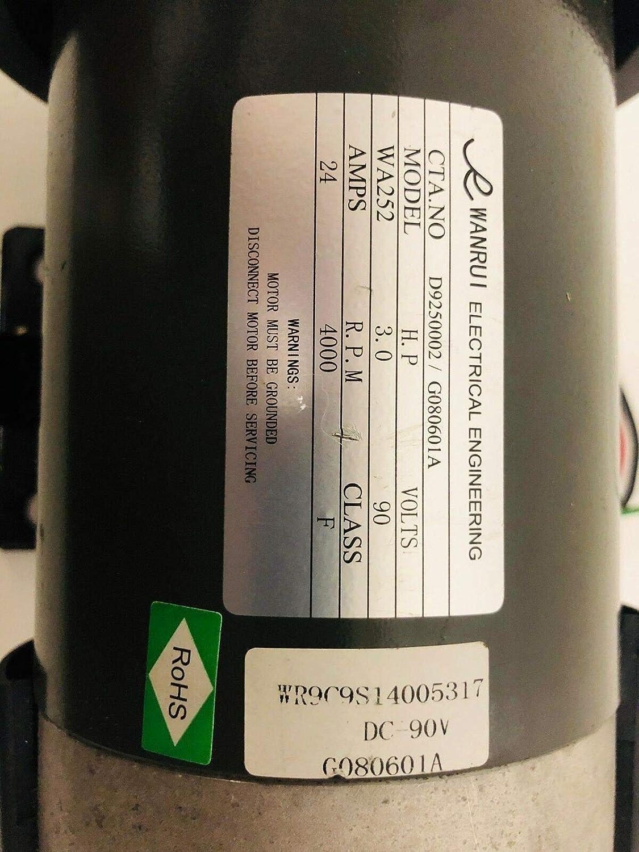Sole Fitness Motor de accionamiento con Montaje G080601A Funciona ...