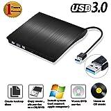 External DVD CD Drive Burner USB 3.0 Ultra Slim