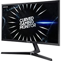 SAMSUNG 24-Inch CRG5 144Hz Curved Gaming Monitor (LC24RG50FQNXZA) – Computer Monitor, 1920 x 1080p Resolution, 4ms…