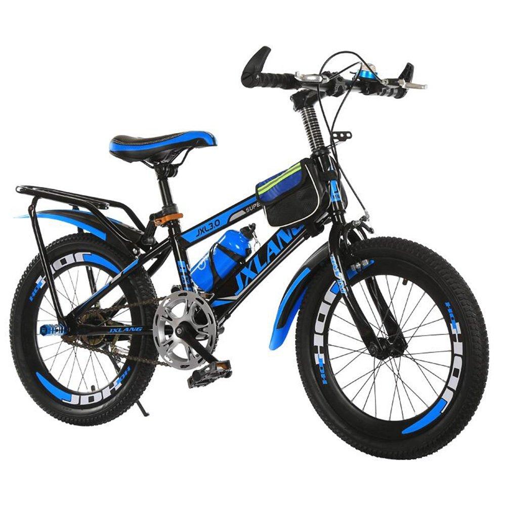 子供用自転車、1820インチの学生用マウンテンバイク615歳のサイクリング少年少女 ( 色 : Blue-C , サイズ さいず : 20 inches ) B07CNDYRP3 20 inches|Blue-C Blue-C 20 inches
