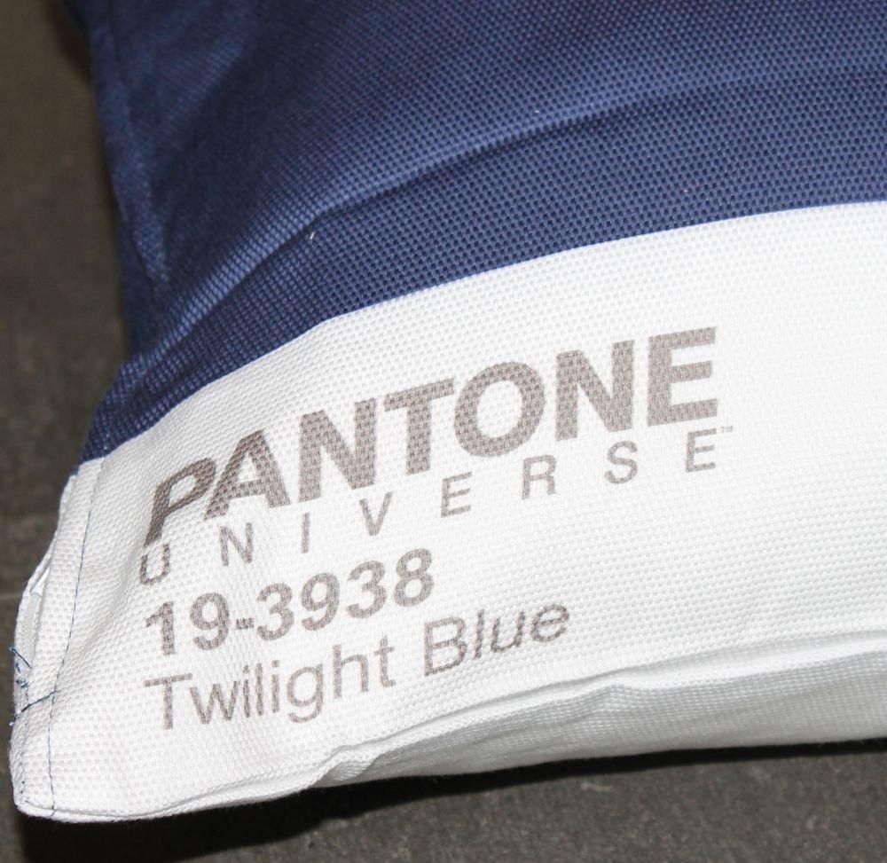 Bassetti - Funda de cojín «Pantone 19-3938», decorativa, de ...
