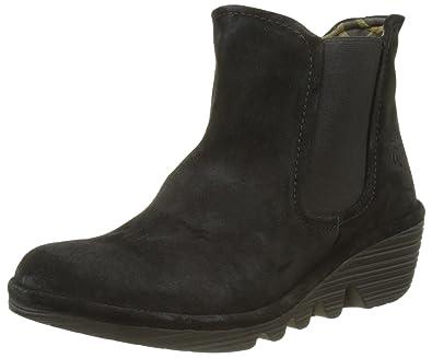 FLY London Phil Women's Boot 37 M EU Black