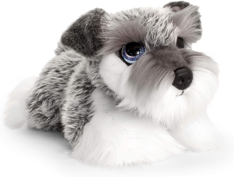 Plüschtier 30 cm - Stofftier Neu Hund Flecki Schaffer