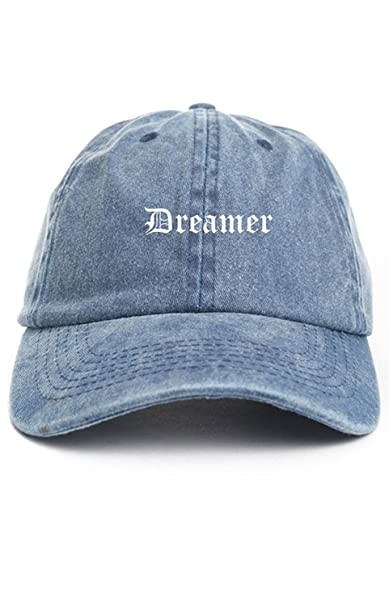 e4cf9363ef5 Image Unavailable. Image not available for. Color  Dreamer Dad Hat Baseball  Cap ...