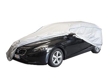 Autoabdeckung Ganzgarage Vollgarage Autoplane M für Peugeot 207 CC Atmungsaktiv