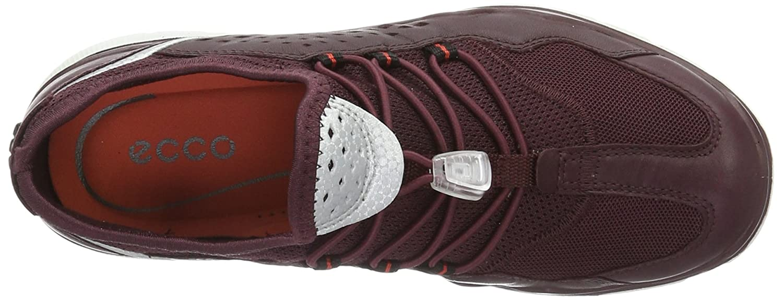 ECCO Women's Lynx Fashion Sneaker B01EKKOIYE 38 EU/7-7.5 M US|Bordeaux/Bordeaux