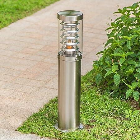 Hines Jardín Simple lámpara de jardín LED al Aire Libre Jardín césped Villa lámpara Lámpara de