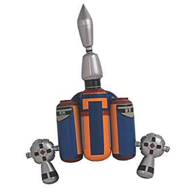 Star Wars Jango Fett Inflatable Jetpack: Toys & Games