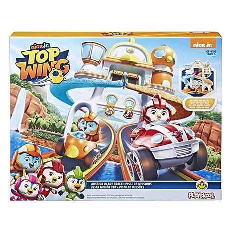 Top Wing - Top Wing Playset Isla (Hasbro E5277EU4)