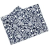 MasterFAB Cotton Fabric by The Yard for Sewing DIY Crafting Fashion Design Printed Floral Washable Cloth Bundles Voile…