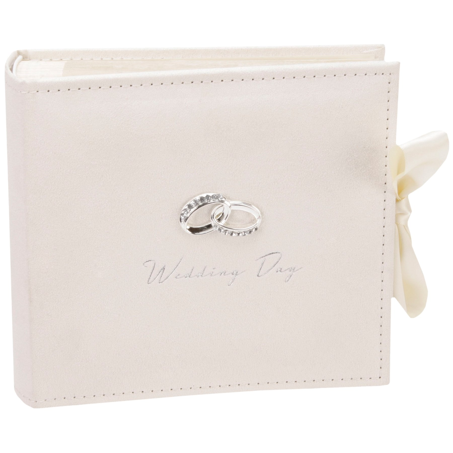 Amore Wedding Gifts. Beautiful Ivory 100 Picture Photo Album by wdd