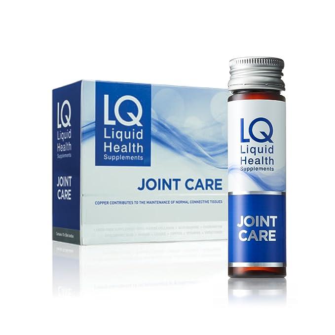 LQ Joint Care - Tratamiento para las Articulaciones de 30 Días - 3 Cajas: Amazon.es: Salud y cuidado personal