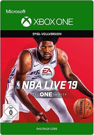 NBA Live 19 - Código de Descarga para Xbox One: Amazon.es: Videojuegos