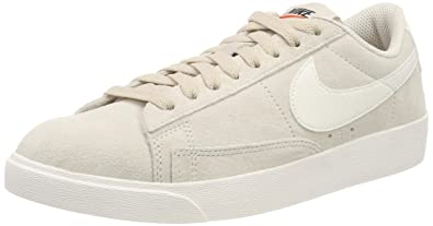 new style bedf8 264de Amazon.com | Nike W Blazer Low Sd Womens Av9373-002 Size 12 ...