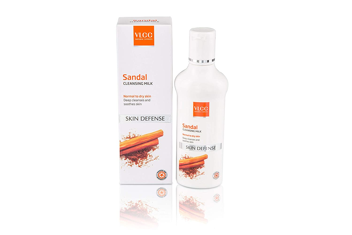 VLCC Skin Defense Sandal Cleansing Milk