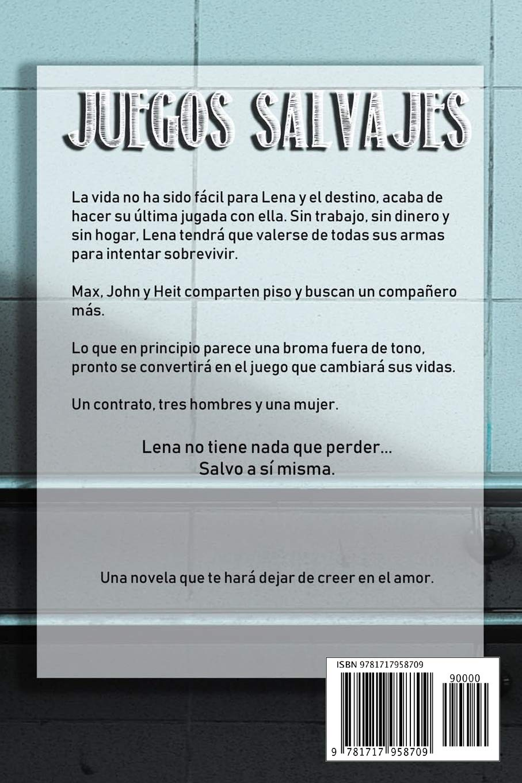 Amazon.com: JUEGOS SALVAJES: Lena (Spanish Edition) (9781717958709): Lena Wolf: Books
