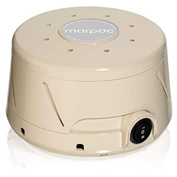 Marpac Dohm Classic (Tan) | The Original White Noise Machine | Soothing  Natural Sound from a Real