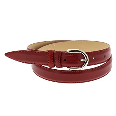 FASHIONGEN - Ceinture cuir vachette CRUZITA  Amazon.fr  Vêtements et  accessoires 06129262e98