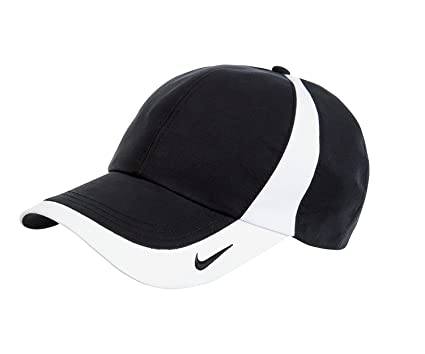 nike dri fit swoosh baseball cap sports direct original lightweight embroidered black white hats