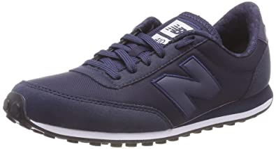 brand new 58c6a 4aa35 New Balance Women s 410 Trainers, Blue (Nb Navy White Blb), 3.5