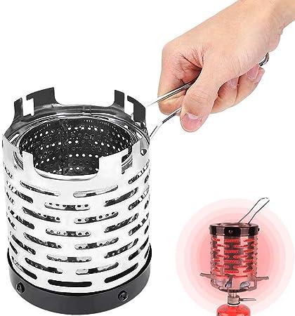 OLT-EU Difusor de Calor cámping para cocinas portátiles ...