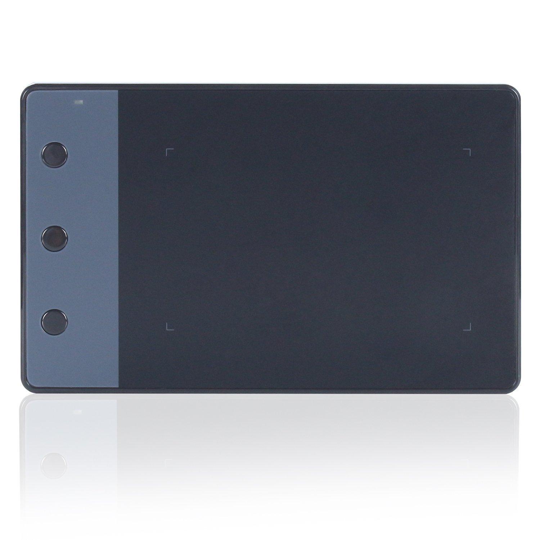 最も優遇 HUION ペンタブレット H420 H420 OSU用 4×2インチ OSU用 シグナチュアボード ブラック ブラック HUION B00DM24HNE, sandy style:25d6552a --- nicolasalvioli.com