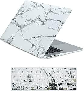 """Unik Case-2 in 1 Matte Hard Case/&Silicone Skin for Macbook Retina 12/""""-Hot Pink"""