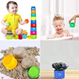 Vstarner Stacking Cups Baby Toys Early