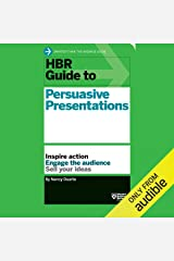 HBR Guide to Persuasive Presentations Audible Audiobook