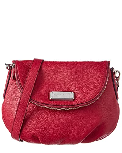 d95f102eb2 Marc by Marc Jacobs New Q Natasha Cross-Body Bag (Peony): Amazon.co ...